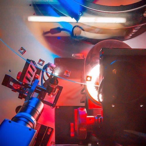 High-Speed Optical Sorting