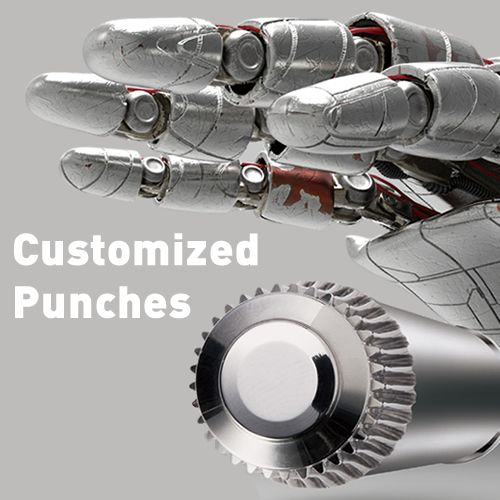 Customized punches