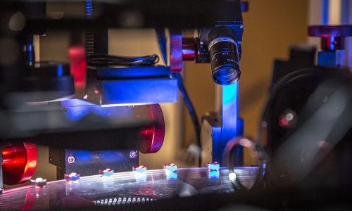 Auto Vision Inspection Machine