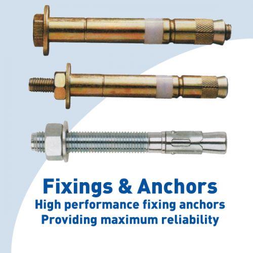 Fixings & Anchors