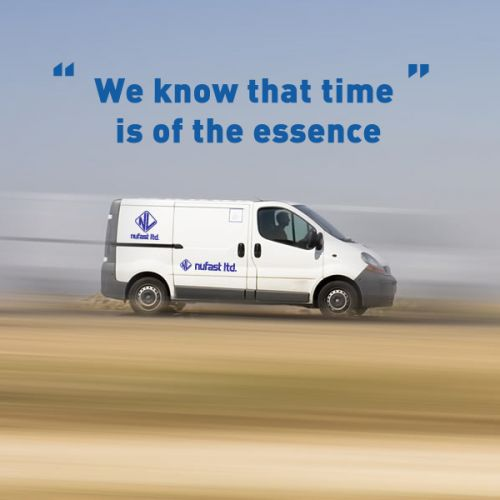 We know that time is of the essence…