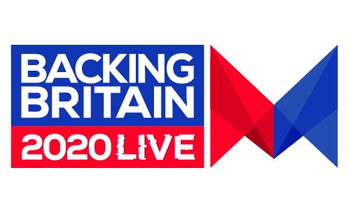 Backing Britain 2020 LIVE