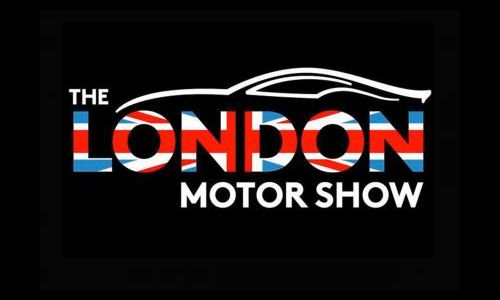 The London Motor Show 2017