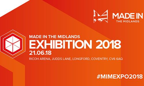 Made in the Midlands Exhibition 2018
